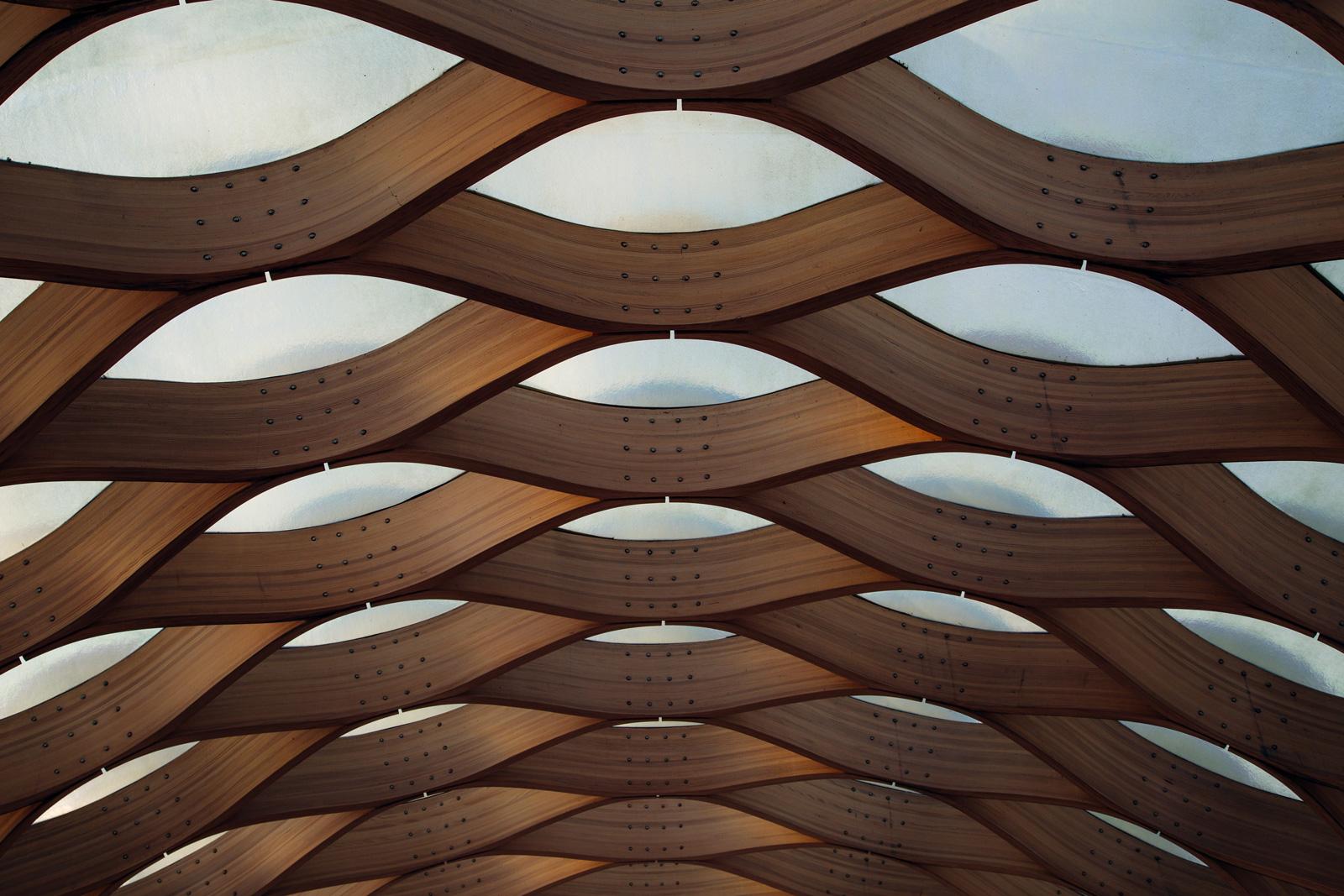 Architectural detail in Chicago